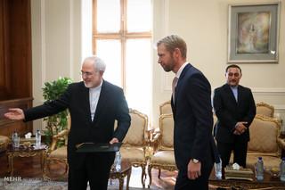 سفیر جدید نروژ در ایران