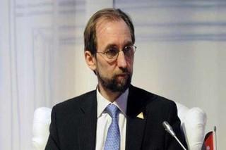 زید بن رعد الحسین کمیسر عالی حقوق بشر سازمان ملل