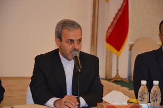 سفیر ایران در قرقیزستان