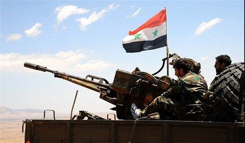 قائد سوري