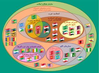 سازمان های جهان اسلام