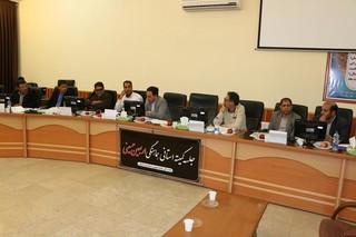 جلسه ستاد هماهنگی اربعین حسینی در کرمان
