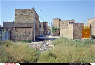 دهرود روستای درحاشیه شهر مشهد