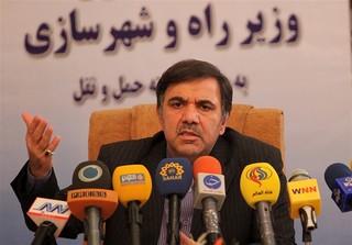 وزیر راه و شهرسازی، عباس آخوندی