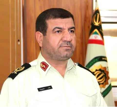 فرمانده انتظامی خوزستان