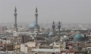 نگین گردشگری مذهبی ایران نفستنگی گرفت