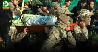شهيدان القسام