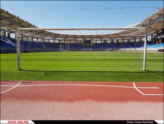 روز شنبه 25 شهریور ماه دیدار دوستانه فوتبال منتخب مشهد و کربلا در ورزشگاه امام رضا ع برگزار میشود/ گزارش تصویری