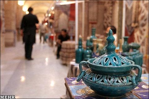 وضعیت بازار فروش محصولات صنایع دستی در کردستان مناسب نیست