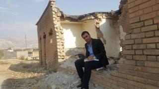 نادر خاکی- عضو شورای شهر چوار