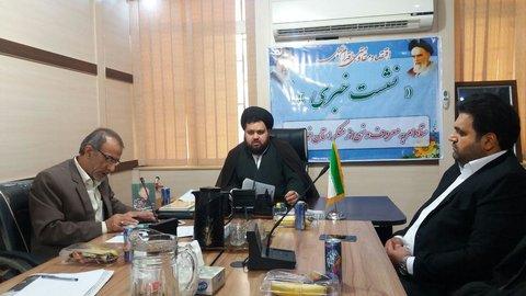 نماینده ولی فقیه و معاونت دولت به مردم ستاد امر به معروف و نهی از منکر خوزستان