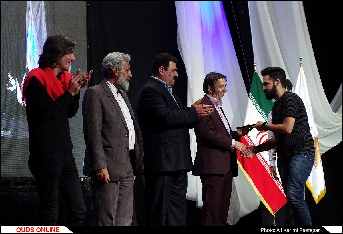 اختتامیه بیست و هفتمین  جشنواره تئاتر استانی خراسان رضوی/گزارش تصویری