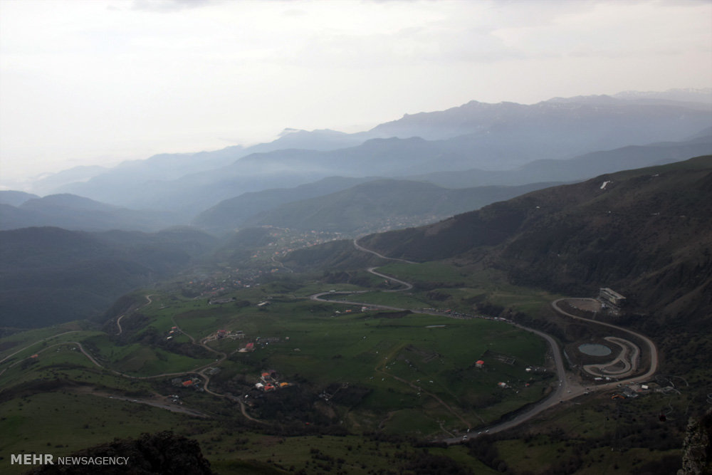 بزرگترین دهکده گردشگری کشور