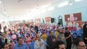 جشن شکوفه ها در گچساران برگزار شد