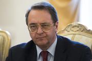 گفتگوی معاون وزیر خارجه روسیه و سفیر انگلیس در خصوص سوریه