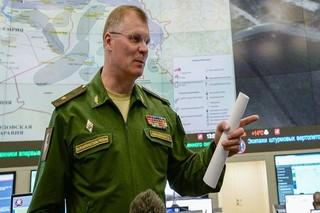 «ایگور کوناشنکف» سخنگوی وزارت دفاع روسیه