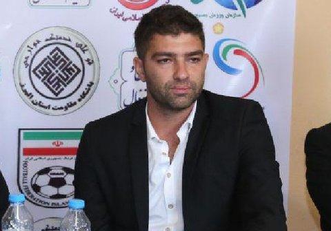 سرمربی تیم فوتبال مقاومت البرز