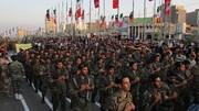 رژه نیروهای مسلح در گچساران برگزار شد
