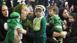 کهگیلویه و بویراحمد- همایش شیرخوارگان حسینی