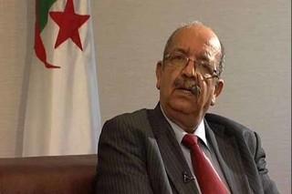 وزیر خارجه الجزایر