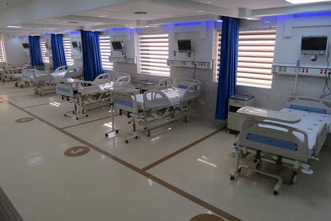 احداث بیمارستانها و مراکز درمانی در مناطق زلزله زده