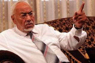 رهبر اسبق اخوان المسلمین مصر