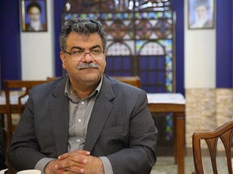 آرش رضایی شهردار کرمانشاه