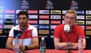 صحبتهای برانکو ایوانکوویچ قبل از بازی الهلال - پرسپولیس