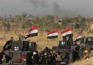 رزمایش مشترک میان ارتش عراق و ترکیه