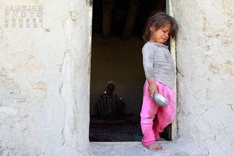 کودکان مبتلا به سوء تغذیه