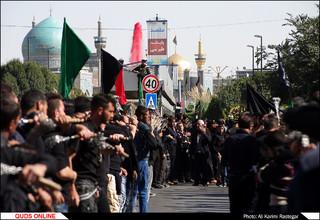 عزاداری روز تاسوعای حسینی درمشهد