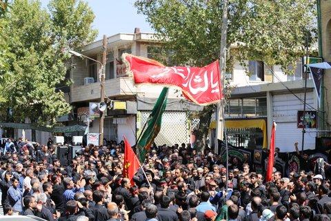 تاسوعای حسینی / یاسوج