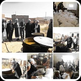 برگزاری مراسم عاشورا در روستاهای اهل سنت تربت جام