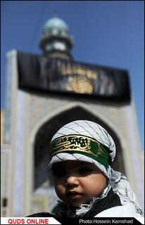 عزاداری عاشورای حسینی درمشهد/گزارش تصویری 2