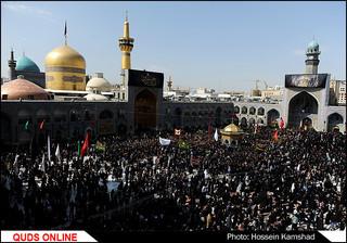 عزاداری عاشورای حسینی درمشهد/گزارش تصویری 3