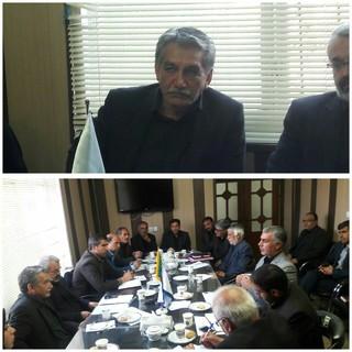 جلسه شورای شهر بجستان