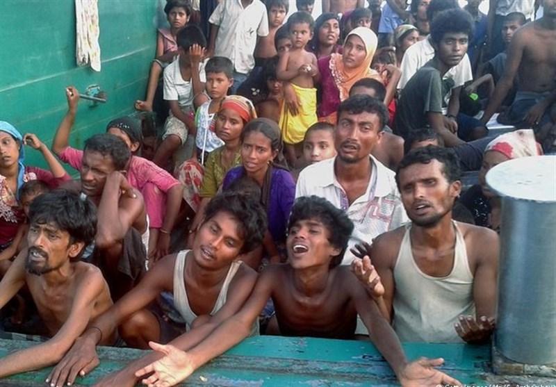 آوارگان روهینگیا