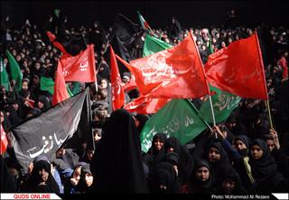 اجتماع عظیم رهروان زینبی/گزارش تصویری