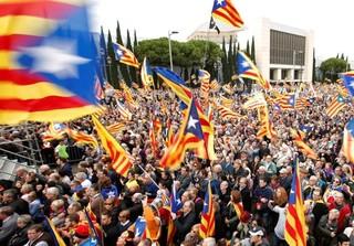 همه پرسی کاتالونیا