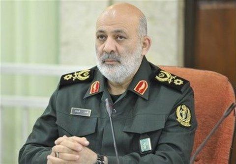 سردار تقیزاده جانشین وزیر دفاع