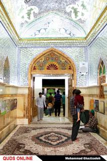 امامزاده سلطان علی بن محمد باقر علیه السلام