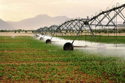 ۴هزارهکتار از اراضی کشاورزی البرز به سیستم نوین آبیاری مجهز می شود