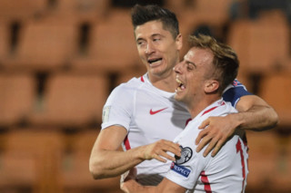 تیم ملی فوتبال لهستان - رابرت لواندوفسکی