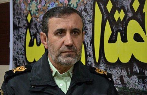 فرمانده نیروی انتظامی کهگیلویه و بویراحمد