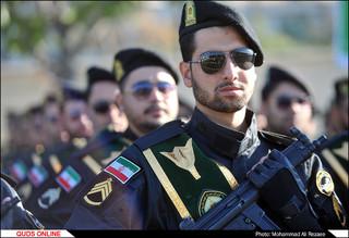 مراسم صبحگاه مشترک نیروهای مسلح/گزارش تصویری