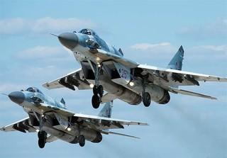حملات هوایی روسیه