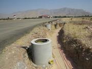 آغاز فاز آخر نصب و اجرای پروژه روشنایی باند فرودگاه خرم آباد