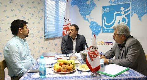 """میر جلیلی: آستان قدس """" گروه بانک اسلامی رضوی"""" ایجاد کند/ ابونوری: بانکداری امروز ما نیازمند سنت شکنی است"""