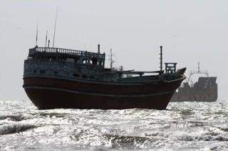 لنج ماهیگیری ایرانی