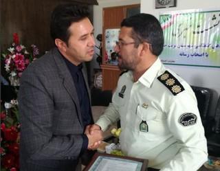 افزایش ۱۵ درصدی نیروی پلیس در تربت جام